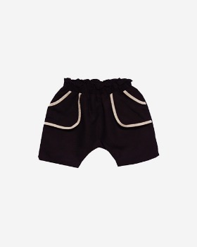 out pocket short pants